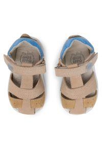 Beżowe sandały Gioseppo na lato