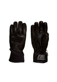 Czarna rękawiczka sportowa Leki narciarska, Primaloft