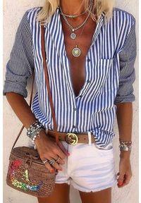 Bluzka IVET klasyczna, w paski