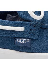 Niebieskie półbuty Ugg