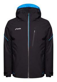 Phenix Kurtka narciarska Cutlass ESA72OT34 Czarny Regular Fit. Kolor: czarny. Sport: narciarstwo #6