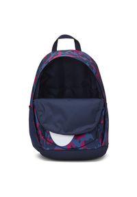 Plecak sportowy Nike Hayward 2 32L CK5728. Materiał: włókno, materiał, poliester. Wzór: aplikacja. Styl: sportowy