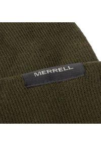 Zielona czapka zimowa Merrell