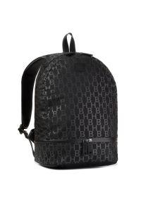Czarny plecak BOSS