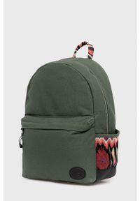 Superdry - Plecak. Kolor: zielony