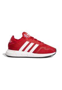Adidas - adidas Swift Run X > FY2167. Zapięcie: sznurówki. Materiał: guma. Szerokość cholewki: normalna. Sport: bieganie
