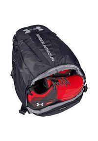 Plecak sportowy Under Armour 29L Hustle 5.0 11361176. Materiał: tkanina, materiał. Styl: sportowy