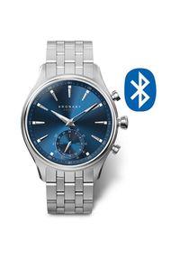 Kronaby Wodoodporny podłączony zegarek Sekel A1000-3119. Styl: retro