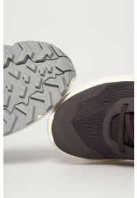 salomon - Salomon - Buty X REVEAL GTX W. Nosek buta: okrągły. Kolor: czerwony. Materiał: guma