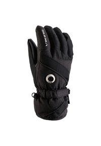 Rękawice narciarskie męskie Viking Trick 110083202. Materiał: tkanina, syntetyk, włókno, materiał. Technologia: Thinsulate. Sport: narciarstwo