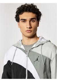 Nike Kurtka przejściowa Air Jordan Jumpman CK6866 Szary Loose Fit. Kolor: szary