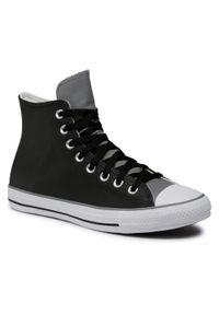 Czarne buty trekkingowe Converse