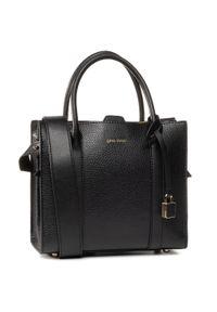 Czarna torebka klasyczna Gino Rossi klasyczna