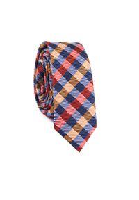 Wielokolorowy krawat Giacomo Conti