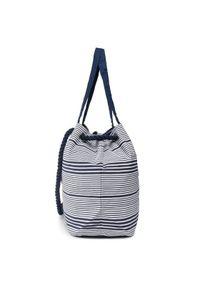 Niebieska torba plażowa Triumph