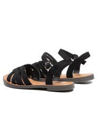Refresh - Sandały REFRESH - 72750 Black. Kolor: czarny. Materiał: materiał #3