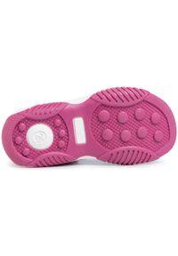 Różowe sandały Lasocki Kids z aplikacjami