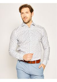 Biała koszula casual Strellson