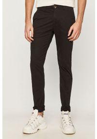 Czarne spodnie Tom Tailor