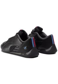 Puma Sneakersy BMW MMS R-Cat Jr 306531 01 Czarny. Kolor: czarny
