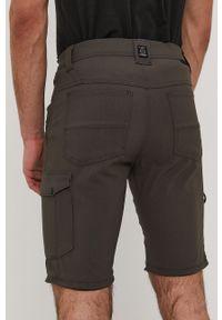 Wrangler - Spodnie. Okazja: na co dzień. Kolor: zielony. Materiał: materiał. Styl: casual