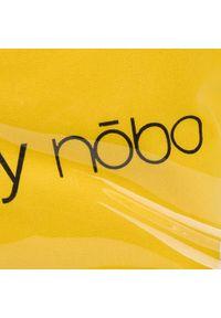 Żółta torebka klasyczna Nobo klasyczna