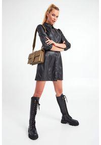 Liu Jo - SUKIENKA LIU JO. Typ sukienki: koszulowe. Długość: mini