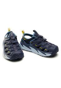 Niebieskie sandały trekkingowe Hoka One One