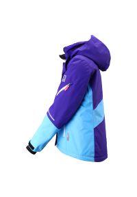 Kurtka narciarska dla dzieci Reima Seal 531420. Materiał: poliester, materiał, poliamid, lycra. Wzór: gładki. Sport: narciarstwo #2