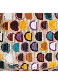 Desigual Torebka 21SAXA76 Kolorowy. Wzór: kolorowy
