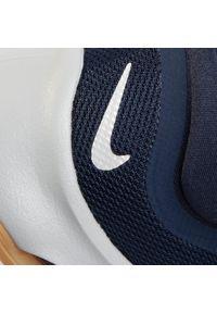 Niebieskie buty do koszykówki Nike