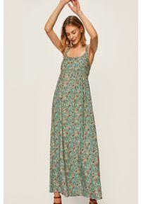 Wielokolorowa sukienka Haily's na co dzień, prosta, na ramiączkach