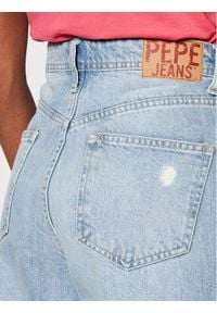 Pepe Jeans Jeansy Relaxed Fit ARCHIVE Dover PL203939 Niebieski Relaxed Fit. Kolor: niebieski