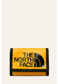 Żółty portfel The North Face