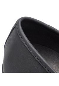Czarne półbuty Camper eleganckie, z cholewką