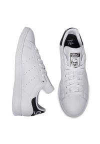 Białe buty sportowe Adidas z cholewką, Adidas Stan Smith
