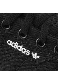 Adidas - Buty adidas - 3Mc B22706 Cblack/Cblack/Ftwwht. Zapięcie: sznurówki. Kolor: czarny. Materiał: skóra ekologiczna, skóra, materiał. Szerokość cholewki: normalna. Styl: klasyczny