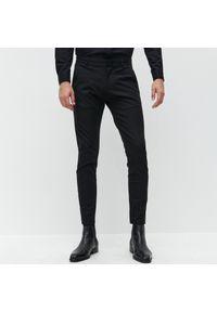 Czarne spodnie Reserved eleganckie