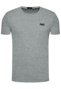 Superdry T-Shirt Ol Vintage Emb M1010206A Szary Regular Fit. Kolor: szary. Styl: vintage #4