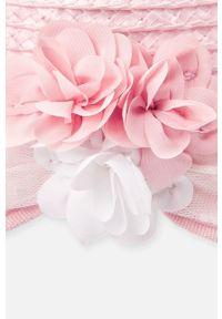 Różowy kapelusz Mayoral