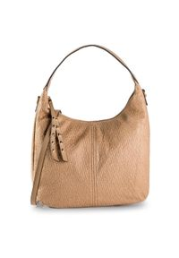 Brązowa torebka klasyczna Jenny Fairy klasyczna