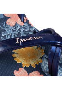 Niebieskie sandały Ipanema