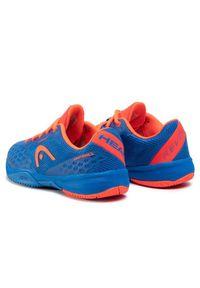 Niebieskie buty do tenisa Head #6