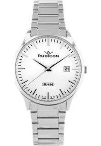 Szary zegarek Rubicon