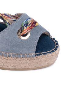 Niebieskie sandały Vidorreta na co dzień, casualowe #7