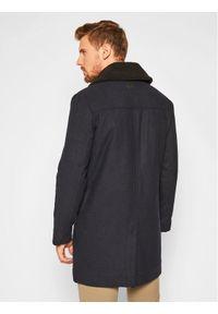 Niebieski płaszcz przejściowy Lee