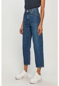 Niebieskie jeansy loose fit TALLY WEIJL