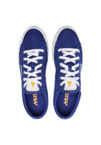 Musto Trampki Nautic Zephyr 82029 Niebieski. Kolor: niebieski #5