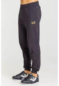 Spodnie dresowe EA7 Emporio Armani z nadrukiem #9