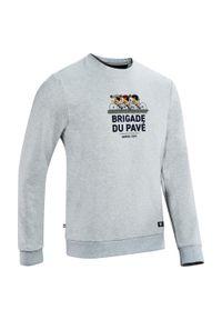 "VAN RYSEL - Bluza na rower VanRysel ""Brigade du Pavé"". Sport: kolarstwo"